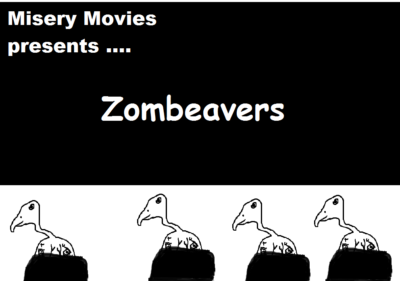 Misery Movies: Episode 12 – Zombeavers (Halloween Movie Marathon)